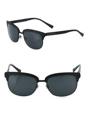Burberry 56mm Square Sunglasses