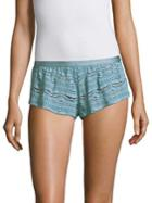 Cosabella Bisou Woven Tap Shorts