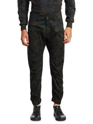 G-star Raw Powel 3d Camouflage Tapered Cargo Joggers