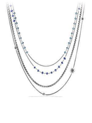 David Yurman Starburst Necklace