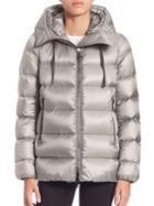 Moncler Serinde Hooded Puffer Jacket