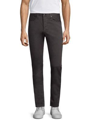 Rag & Bone Standard Five-pocket Slim-fit Jeans