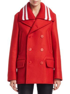 Givenchy Heavy Wool-blend Coat