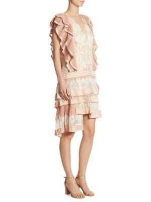 Zimmermann Folly Dizzy Printed Dress