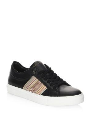 Paul Smith Leather Low-top Sneakers