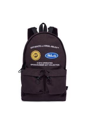 Off-white Work Backpack