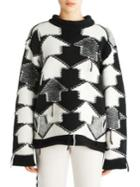 Stella Mccartney Wool Arrow Sweater