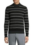Salvatore Ferragamo Stripe Knitted Sweater