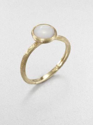 Marco Bicego Jaipur Resort Mother-of-pearl & 18k Yellow Gold Ring