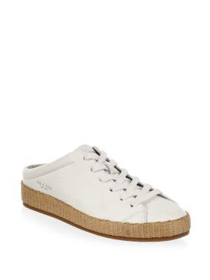 Rag & Bone Leather Sneaker Mules