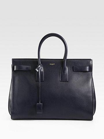 Saint Laurent Saint Laurent Sac De Jour Top-handle Bag