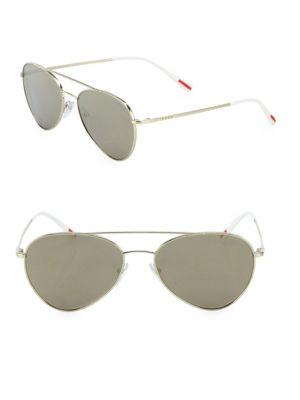 Prada Sport 57mm Phantos Sunglasses