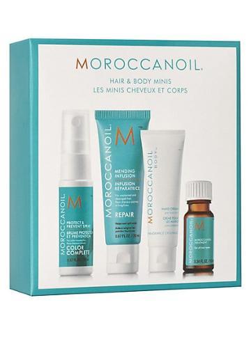 Moroccanoil Hair & Body Minis Four-piece Set