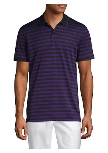 G/fore Striped Polo Shirt
