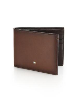Montblanc Italian Leather Wallet