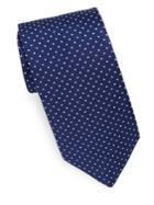Eton Navy Dot Tie