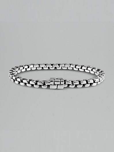 John Hardy Square Link Bracelet