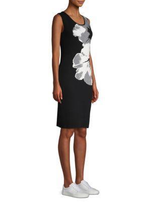 Escada Sport Bodycon Knit Dress