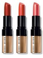 Bobbi Brown Luxe Lip Color Trio $111 Value