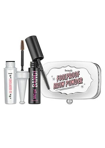 Benefit Cosmetics Brows On, Lash Out! Three-piece Brow & Mascara Set
