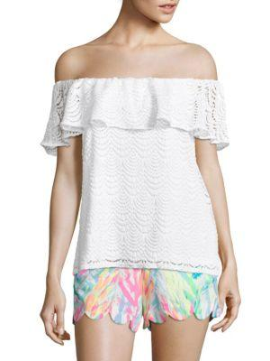 Lilly Pulitzer La Fortuna Top