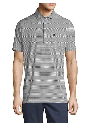 G/fore Feeder Stripe Polo