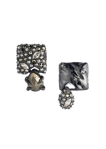 Alexis Bittar Earring Capsule Mismatched Stud Earrings