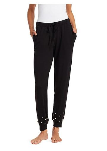 Cosabella Allie Embellished Joggers