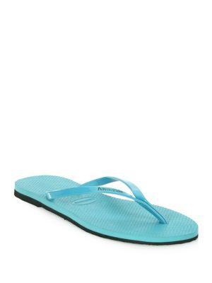 Havaianas Slim Metallic Flip-flops