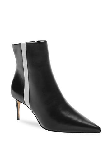 Schutz Adrien Leather Ankle Boots
