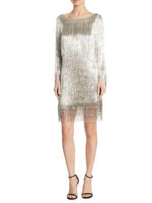 Rachel Zoe Ballina Fringe Dress
