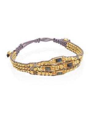 Chan Luu Labradorite Multi-layer Bracelet
