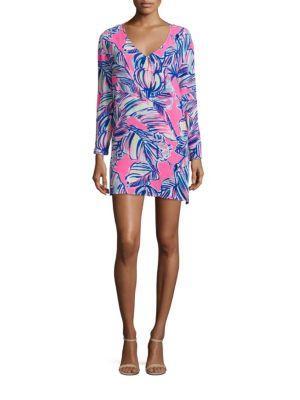 Lilly Pulitzer Lantana Beach Tunic Dress