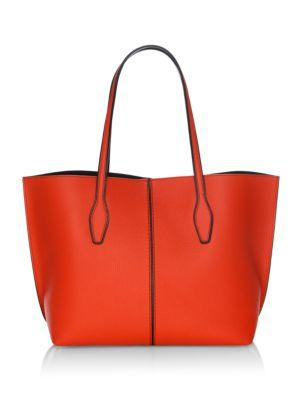 Tod's Classic Leather Tote