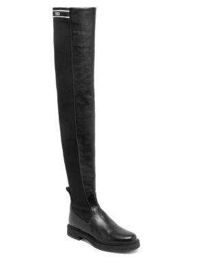 Fendi Rockoko Over-the Knee Boots