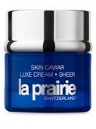La Prairie Skin Caviar Luxe Cream & Sheer