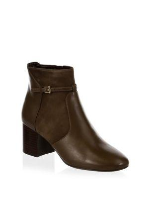 Cole Haan Paulina Leather Boots
