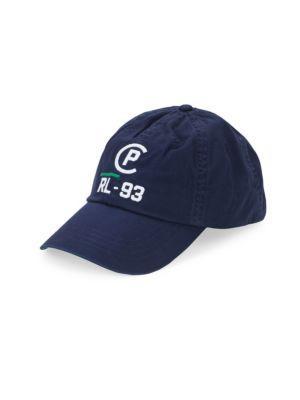 Polo Ralph Lauren Twill Logo Cotton Baseball Cap