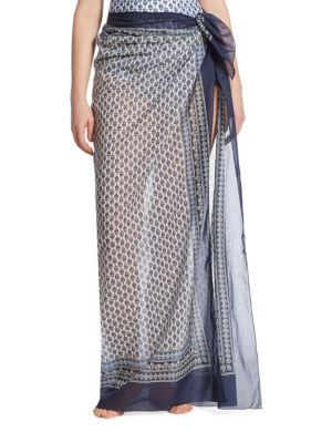 Marina Rinaldi, Plus Size Salento Printed Scarf Wrap
