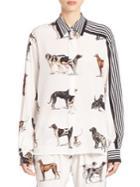 Stella Mccartney Dog Printed Top