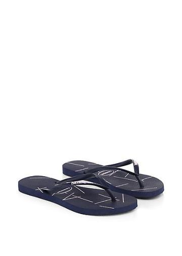 Havaianas Slim Fine Lines Flip-flops