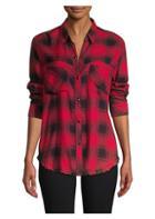 Rails Leo Plaid Shirt