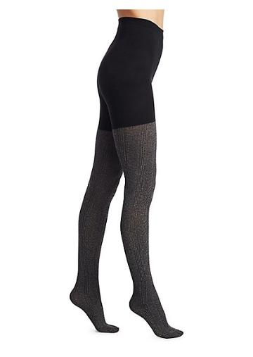 Spanx Cozy Cable-knit Tights