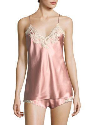 La Perla Lace Trim Camisole