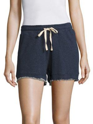 Splendid Lattice Cotton Shorts