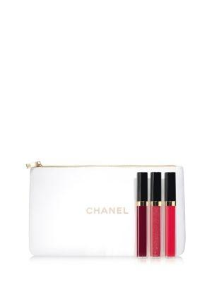 Chanel Rouge Coco Gloss Brights Set