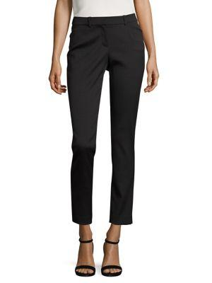 Lafayette 148 New York Textured Downtown Pants