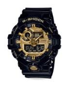 G-shock Analog Digital Quartz Strap Watch