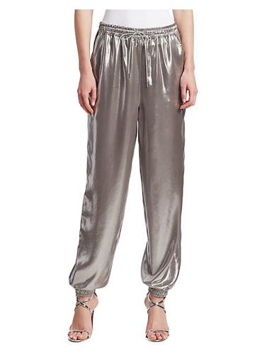 Ralph Lauren Collection Mitchell Foil Joggers