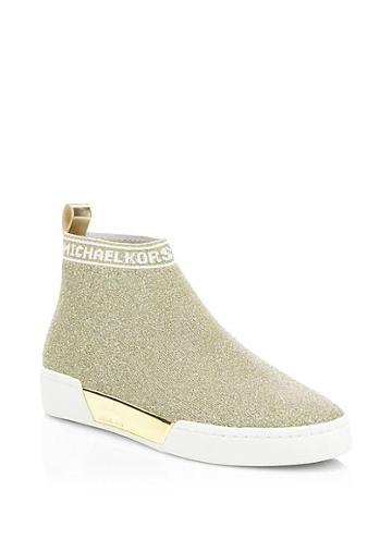 Michael Michael Kors Glover Glitter Sneakers